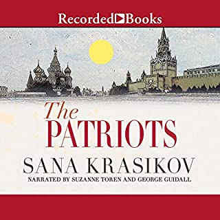 The Patriots audiobook cover art