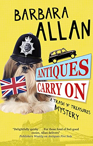 Antiques Carry On (A Trash n' Treasures mystery Book 15) by [Barbara Allan]