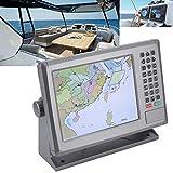 GPS Chart Plotter Ship Navigation,10.4in Marine GPS Chart Plotter Ship Navigation LCD Display