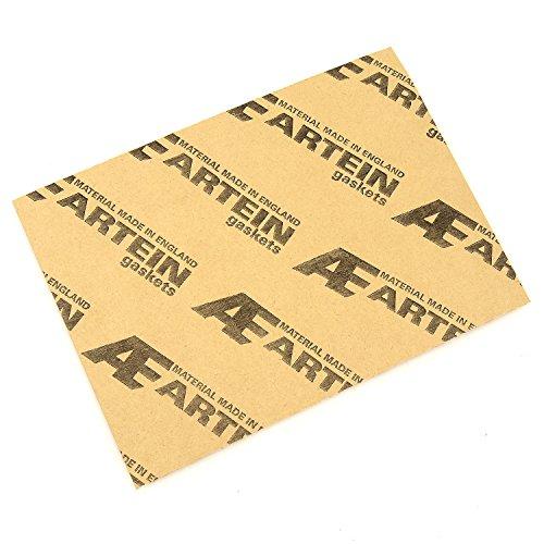 ARTEIN - Hoja GRANDE de papel aceitado 0,50 mm (300 x 450 mm) Artein VHGV000000050 - 43647