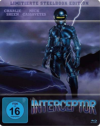 Interceptor  (The Wraith) - Limitiertes Steelbook [Blu-ray]