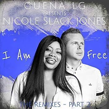 I Am Free (The Remixes), Pt. 2