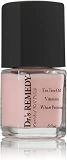 Dr.'s Remedy Enriched Nail Polish, PURITY Pink (Sheer), 0.5 Fluid Ounce