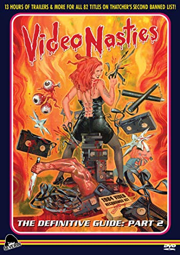 Video Nasties: the Definitive Guide Part 2