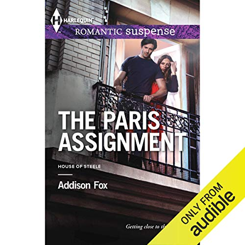The Paris Assignment audiobook cover art