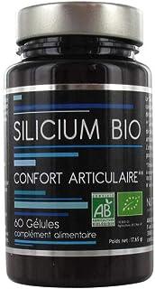 SILICIUM BIO CONFORT ARTICULAIRE 60 GELULES NUTRIVIE