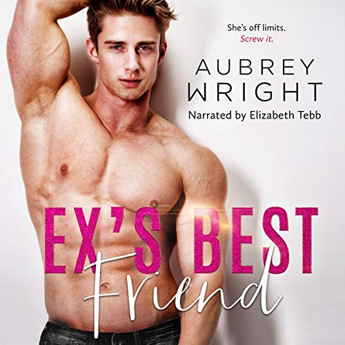Ex's Best Friend audiobook cover art