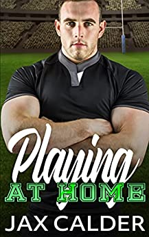Playing at Home (Sporting Secrets Book 2) by [Jax Calder]