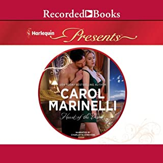 Heart of the Desert                   By:                                                                                                                                 Carol Marinelli                               Narrated by:                                                                                                                                 Charlotte Strevens                      Length: 4 hrs and 59 mins     13 ratings     Overall 4.7