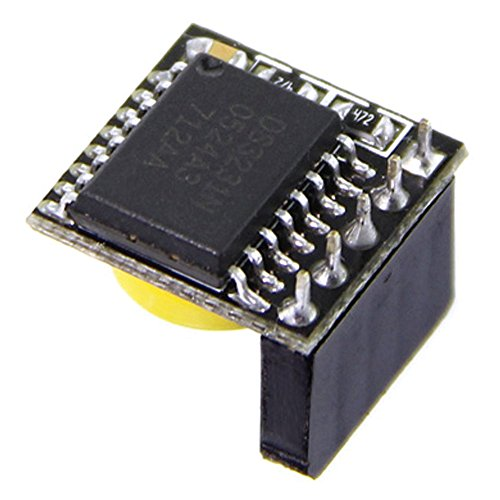 Jameco Valuepro 277258 RTC Real Time Clock Module, DS3231, Super Capacitor, 14 mm x 16 mm x 12 mm Size