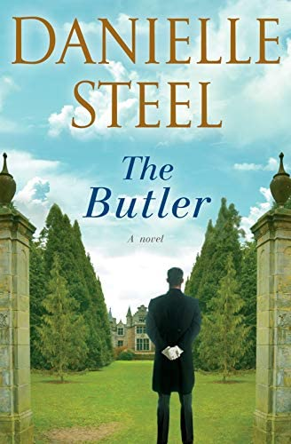 The Butler A Novel product image