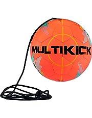 Derbystar Multikick Pro Mini, 47 cm, oranje geel, 4223000750