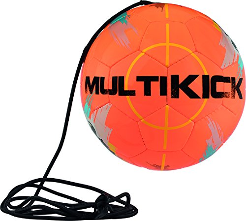 Derbystar Multikick Pro, 5, orange gelb, 1068500750