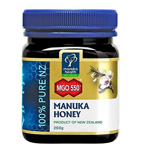 Miel de Manuka MGO 550+ 250 g