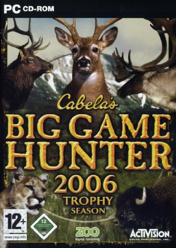 Cabela's Big Game Hunter 2006 Trophy Season