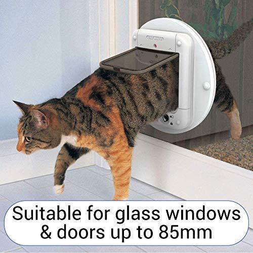 Pet Mate 410560 Mikrochip Katzenklappe - 8