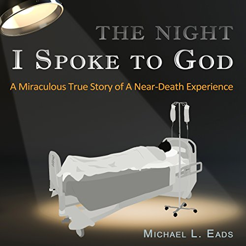 The Night I Spoke to God audiobook cover art