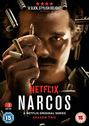 Narcos Season 2 [4 DVDs] [UK Import]