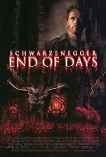 end of days 1999 poster