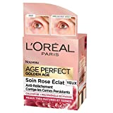 L'Oréal Paris - Age Perfect - Golden Age - Soin Rose Yeux - Anti-Relâchement & Eclat - Peaux Matures - 15 mL