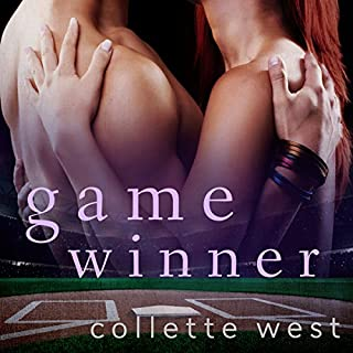 Game Winner audiobook cover art