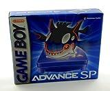 Gameboy Advance SP Pokemon Kyogre Edition