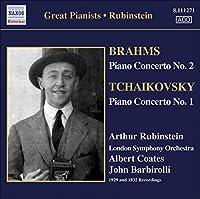Brahms: Piano Concerto No.2 / Tchaikovsky: No.1