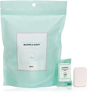20 Pcs Disposable Face Towel Travel Portable Cotton Cleansing Towel