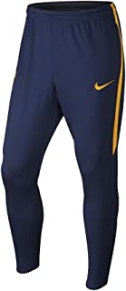 NIKE 2015/16 Mens FC Barcelona Strike Tech Soccer Pants [Loyal Blue]
