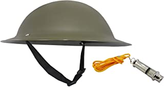 Adult Ally Army Helmet and Trench Whistle Costume, Multicolor, One Size
