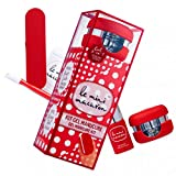 Le Mini Macaron DIY Gel Manicure Kit (Cherry Red)
