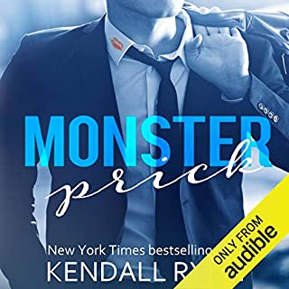 Monster Prick audiobook cover art