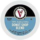 Donut Shop Blend for K-Cup Keurig 2.0 Brewers, 200 Count, Victor Allen's Coffee Medium Roast Single Serve Coffee Pods