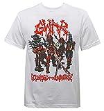 MathewARice Men's GWAR Scumdogs Fashion Particular Crewneck Style Soft T Shirt Camisetas y Tops(Medium)