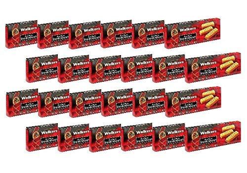 Walkers Biscotti Scozzesi Puro Burro - 24 x 150 Grammi
