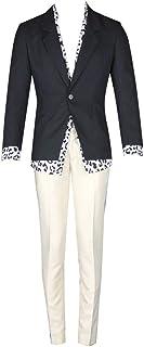 YuanCos Katekyo Hitman Reborn Lambo Cowhide Cosplay Costume