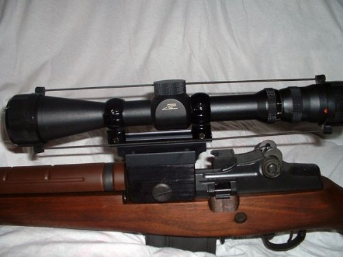 Springfield M1A M14 Rifle Scope Mount