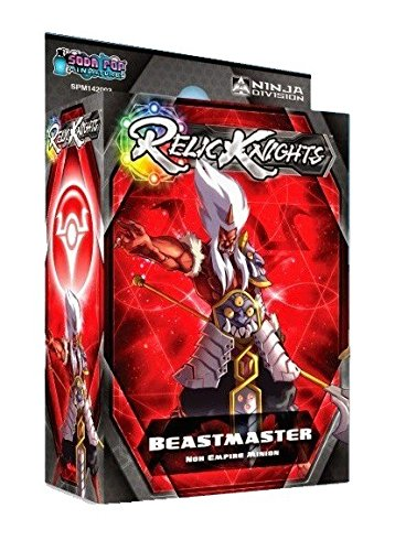 Relic Knights: Dark Space Calamity: Beastmaster