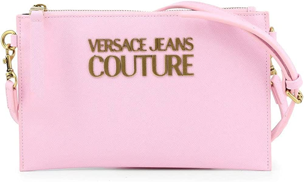 Versace jeans couture, borsa a tracolla per donna, in ecopelle E1VWABLX 71879 426
