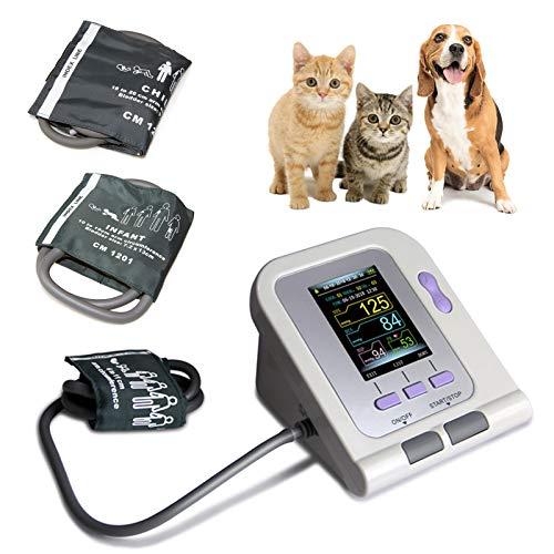 Contec08A Vet Veterinary Animal Use Blood Pressure Monitor 3 Cuffs 6-11CM 10-19CM 18-26 cm