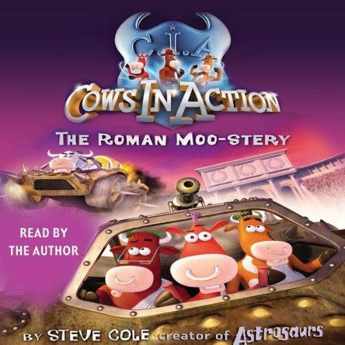 Cows in Action: The Roman Moo-stery cover art