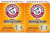 Arm & Hammer 1 lb. Baking Soda, Set of 2