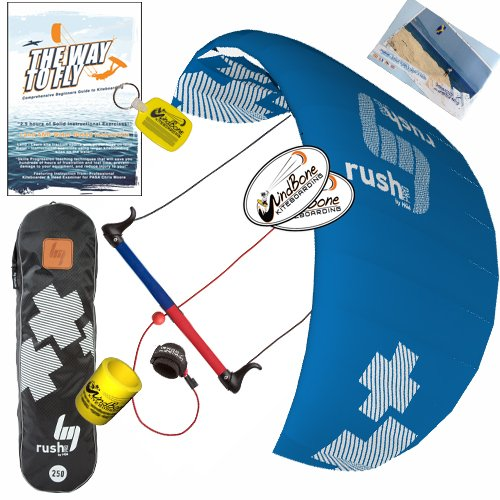 HQ Rush V Pro 300 Kiteboarding Bundle