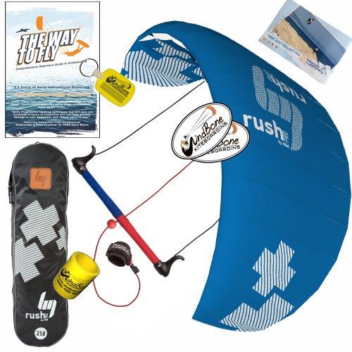 HQ Rush V Pro 300 Kiteboarding Bundle