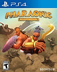 Explore an Ancient Egypt full of traps and treacherous enemies. Enjoy an exhaustive, refined and satisfying combat system. Complete character customization, and hundreds of pieces of equipment. Collect weapons and shields for different combat styles....