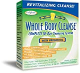 Best Full Body Cleanses - Enzymatic Therapy Whole Body Cleanse Complete 10-Day System Review