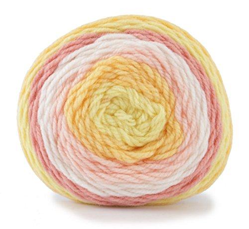 Caron Baby Cakes Self-Striping Yarn ~ 3.5 oz Cakes by the Each (Rosebud)