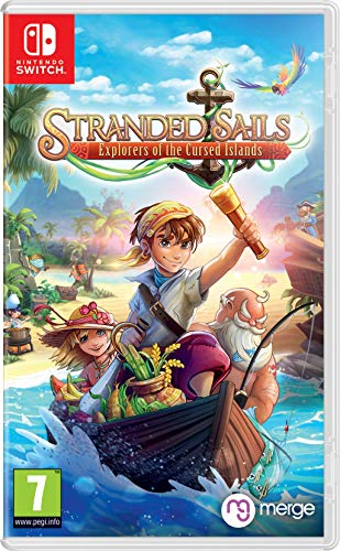 Stranded Sails Nsw - Nintendo Switch