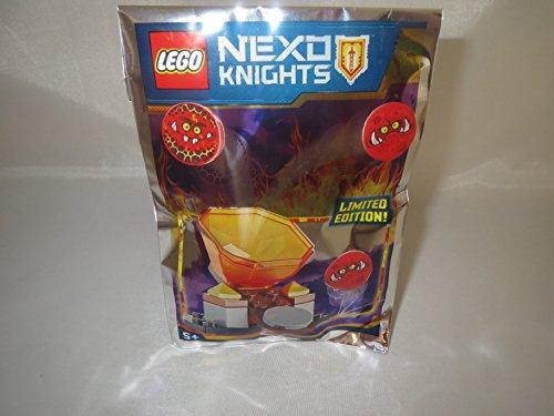 LEGO Nexo Knights Globlin Katapult mit 3X Globlins - Limited Edition - 271607 - Polybag -