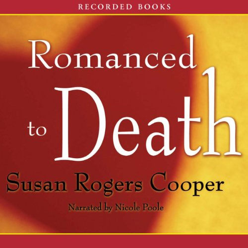 Romanced to Death  audiobook cover art